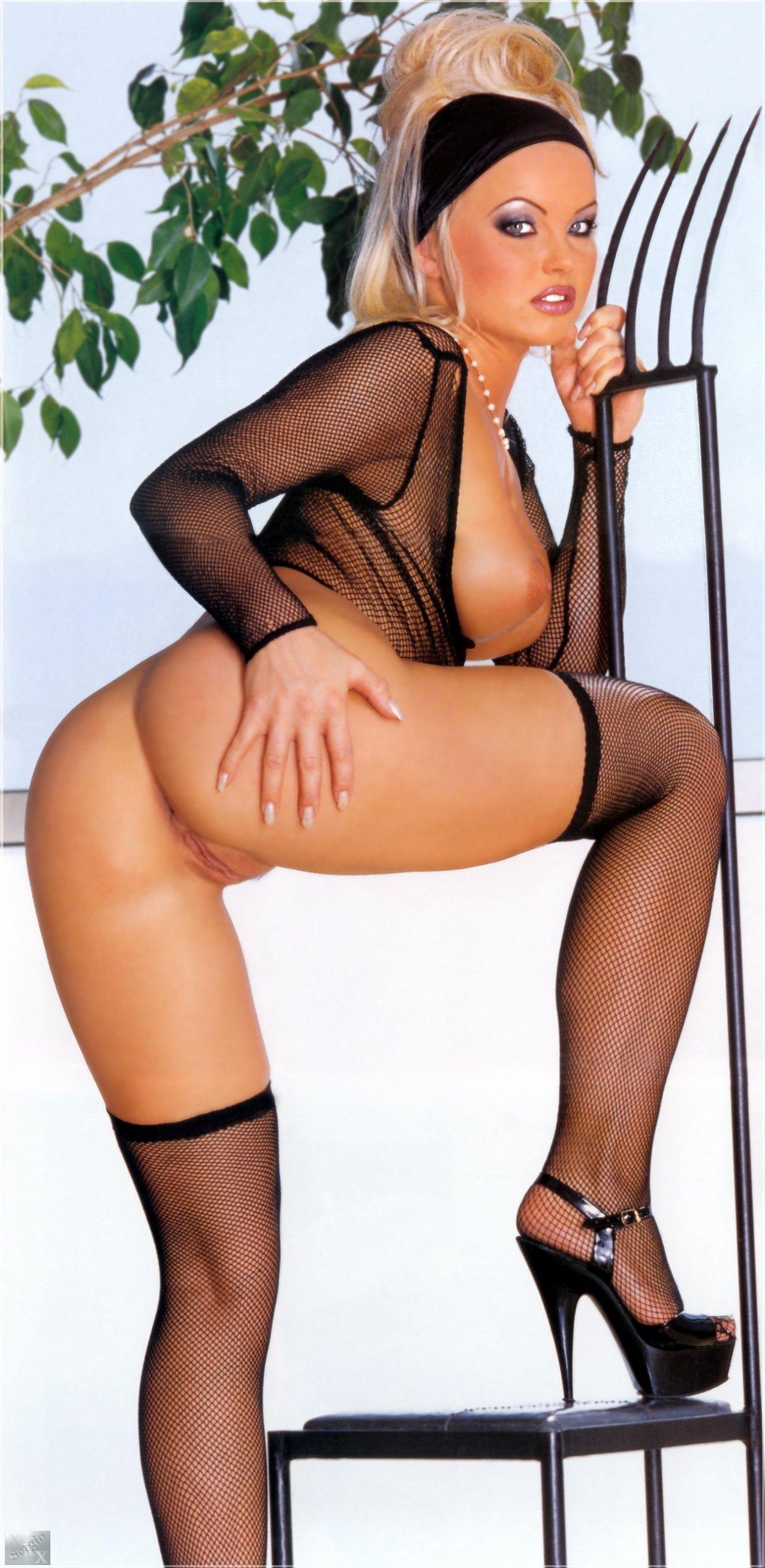 Сильвия сайнт в пентхаус 4 фотография